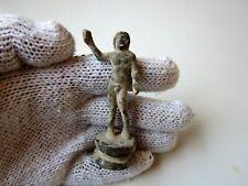 Perfect and unique, great Roman Lead figure - the Roman god Jupiter.