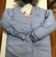 New With Tags!! The North Face McMurdo Parka Platinum Ice Small