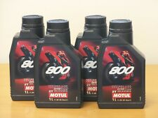 12,21 €/L MOTUL 800 2t ROAD RACING FACTORY LINE 4 x 1 L