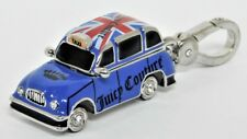 100% Authentic Juicy Couture 2012 Blue English Taxi Charm YJRE5895