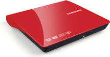 Dvw Samsung ext Slim USB Red Se-208gb 8x8x/dl6x6x/ram Exter Se-208gb/rsrde