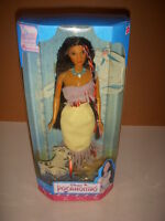 Vintage 1999 Mattel, Disney's Pocahontas Doll #24932, NRFB, Mint Doll!