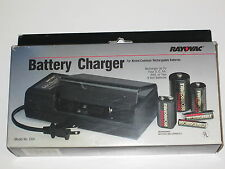 RAY O VAC CH4 BATTERY CHARGER