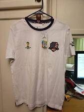 BRAND NWT 2014 FIFA WORLD CUP BRASIL SOCCER SHIRT YOUTH SIZE XL (13YRS)