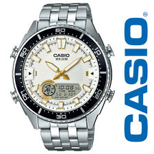 Casio AMW720D-7AV, 3 Alarms, Chronograph, Tide/ Graph, Date, 50 Meter WR