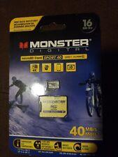 Monster Digital 16gb Microsd Sport40