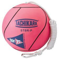Tachikara SSTB Soft Tetherball Fluorescent Pink