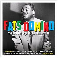 NEW Imperial Singles Collection - Fats Domino (Audio CD)