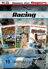 Games for Gamers Racing Game Pack 1 - Mashed/Redneck/Big Mutha - [PC]