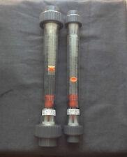 2x Chemline Flow control FSA03000 and FSA01000 150PSI  (CF-16231)
