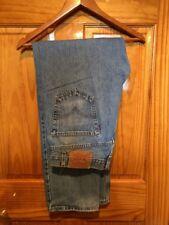 Mens Levi's 505,36x32 light blue Vintage