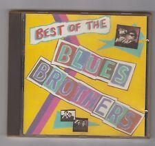 BLUES BROTHERS = {CD - 10 TRACKS} = BEST OF THE BLUES BROTHERS = JOHN BELUSHI =