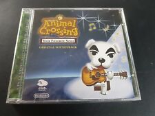 Animal Crossing Your Favourite Songs Original Soundtrack CD - Club Nintendo BN&S