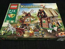 LEGO Kingdoms Set # (7189) Mill Village Raid Brand NEW Sealed with Free Postage!