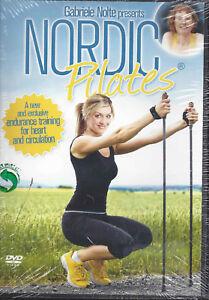 Gabriele Nolte Presents Nordic Pilates      New seal dvd