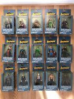 Batman Hush Complete Action Figure Set