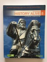 Jacaranda History Alive 8 Victorian Curriculum student textbook by McCafferty