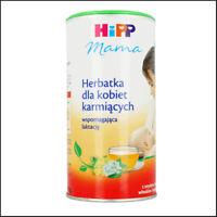 HIPP BOBOVITA HUMANA INSTANT BABY TEA  MANY FLAVOURS Fennel Natal Breastfeeding