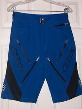 Nice! The Vent-Tekx mens mesh Bike Cycling Shorts Xs blue/black Bmx vents