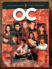 EL O.C Temporada 2 - US Teen Drama Series Australiano Región 4 DVD BOX SET