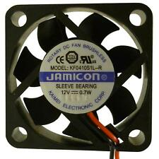 12v DC Jamicon Cooling Fan 40x40x10mm Low Noise