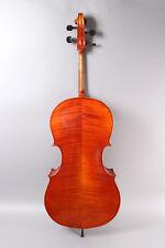HANDAMDE Top grade 4/4 Cello Bow+Bag+Case+Bridge-Flamed 4/4 CELLO FREE SHIPPING