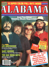 Alabama & 5 Other Country Music Superstars Magazine #1-Lee Greenwood-10 Posters