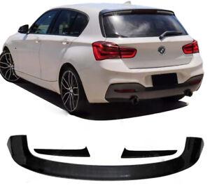BMW SERIE 1 F20 2011-2019 SPOILER SUL TETTO POSTERIORE M & DEFLETTORI - ABS -
