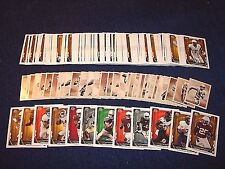 2015 BOWMAN FOOTBALL 142 ROOKIE CARDS AND 32 INSERTS ONLY (617-18)