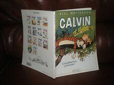 CALVIN ET HOBBES N°15 COMPLETEMENT SURBOOKES - EDITION ORIGINALE JANVIER 1998