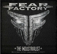 Fear Factory - The Industrialist Patch 10cm x 10cm