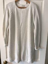 Whistles Jumper Dress Size UK 10
