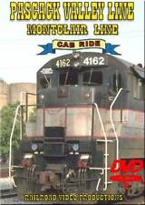 Pascack Valley Line Cab Ride Montclair Line DVD NEW Hoboken NJ to Spring Valley