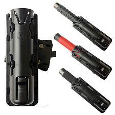 360 Degrees GAS Baton Holder Expandable Swivelling Baton Case Telescopic Holster