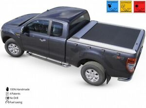 Copricassone SOT 1307 SILVER per FORD Ranger XLT T6 dal 11/2012+ Space Cab