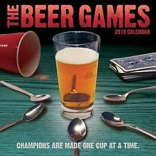 Beer Games (2014, Calendar)
