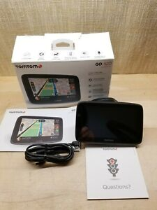 """TomTom GO 520 GPS 5"""" Touch Screen"""