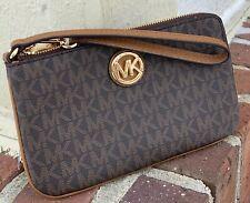 f70d84f603b2 Michael Kors Signature Bag PVC Messenger Bags & Handbags for Women ...