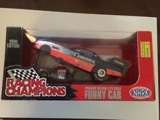 CREASY WORSHAM FINK PARTS AMERICA GORACING.COM DIE CAST CARS SET OF 4 1/24 SCALE
