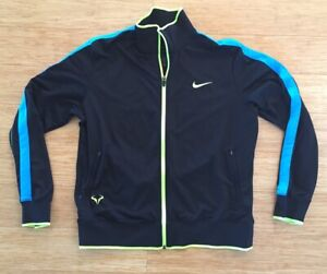 Men Nike Dry Fit Light Weight Jacket Size XL