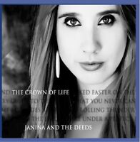Janina and the Deeds Crown of life (2012, digi) [Maxi-CD]