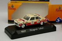 Solido 1/43 - Peugeot 504 Safari Rallye Bandama 1975