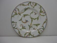 NORITAKE BONE CHINA NEW LINEAGE TALARA 8.5 INCH SALAD PLATE SIDE GOLD RIM NWT