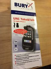 Take & Talk Uni System 8  Ladeschale iPhone 4/ 4s