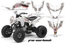 Yamaha Raptor 250 AMR Racing Graphic Kit Wrap Quad Decals ATV All Years WARHAWK