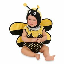 Just Pretend® Bumblebee Infant Romper Size 2/3