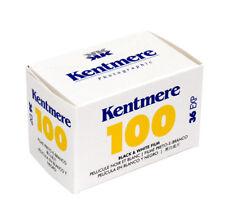 10 Rolls Kentmere 100ISO Black&White 135 Film 35MM 36exp B&W Fresh 2020 ~