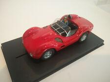 Any Slot slot 1/32 Anni Mini vintage résine Maserati Birdcage version route 98