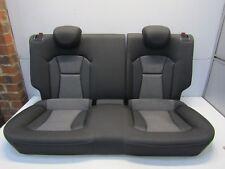 AUDI A1 2010-14 SET OF REAR SEATS (3 DOOR CONTRAST EDITION)               #9764V
