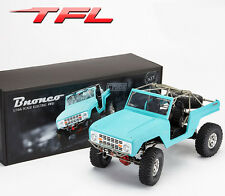 TFL 1/10 4WD RC Car SCX10 Bronco Metal Chassis Crawler Painted Shell Model Axle